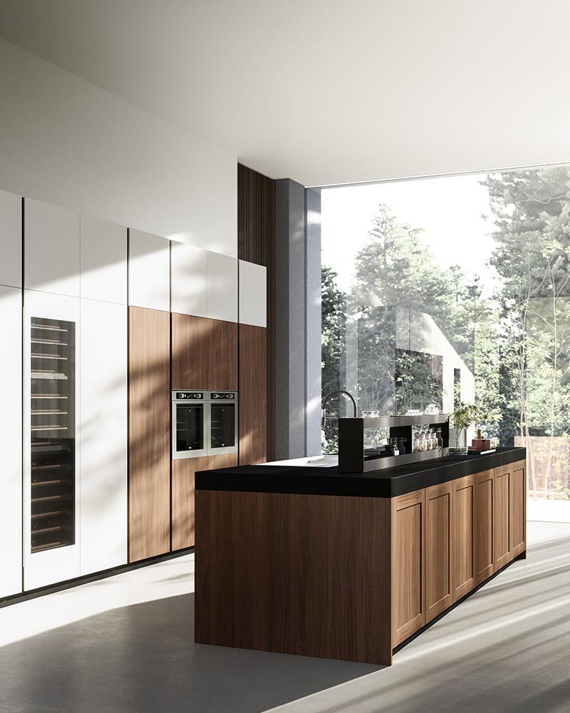 Cuisine, design d'intérieur